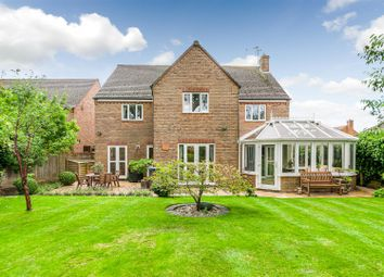 Thumbnail 4 bed property for sale in Banbury Road, Lower Boddington, Daventry