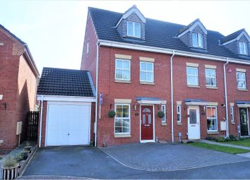 Thumbnail 3 bed terraced house for sale in Lilac Road, Brough