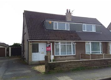 Thumbnail 2 bed bungalow to rent in Whinfell Drive, Scotforth, Lancaster