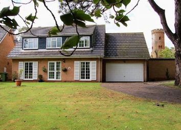 Thumbnail 5 bed detached house for sale in Dolben Close, Finedon, Northants