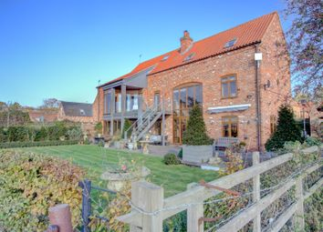 Thumbnail 5 bed detached house for sale in The Pastures, Beckingham, Nr Newark