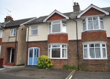 Thumbnail 3 bed property to rent in Alexandra Road, Chichester