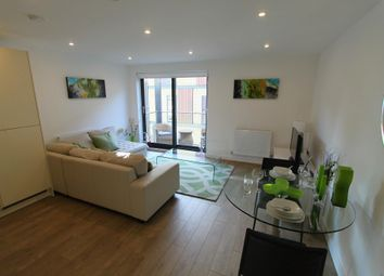 Thumbnail 1 bed flat to rent in Chiltonian Mews, London