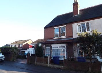 Thumbnail 4 bed end terrace house for sale in Station Road, Hednesford, Cannock, Staffordshire
