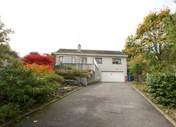 Thumbnail 3 bed detached house for sale in St Leonards Drive, Forres
