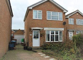 Thumbnail 3 bed detached house for sale in Kings Meadows, Sowerby, Thirsk