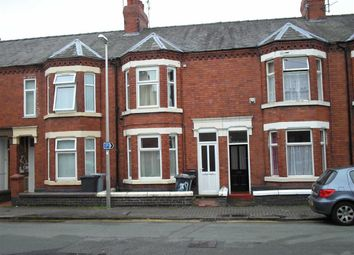 Thumbnail 1 bed flat to rent in Catherine Street, Crewe, Cheshire