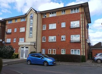 Thumbnail 2 bed flat for sale in Buxton Close, Edmonton
