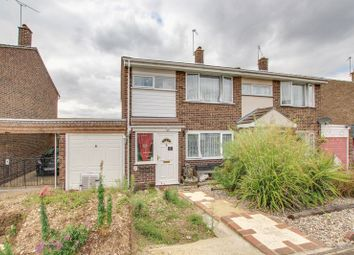 Thumbnail 3 bed semi-detached house for sale in Redwood Close, Colchester