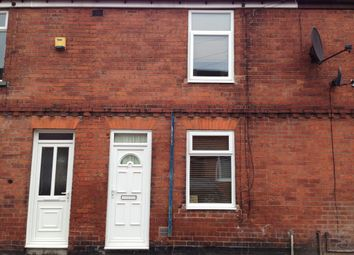 Thumbnail 3 bed terraced house to rent in New Street, Bolsover, Chesterfield