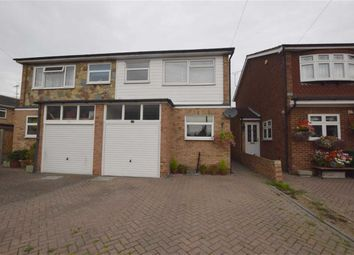 Thumbnail 3 bed semi-detached house for sale in Kathleen Close, Stanford-Le-Hope, Essex