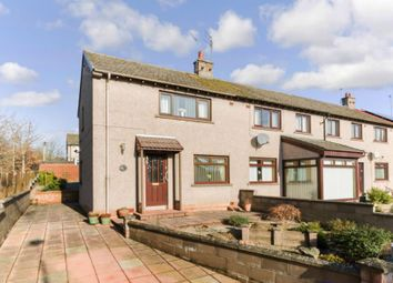 Thumbnail 2 bed end terrace house to rent in Mountskip Road, Brechin