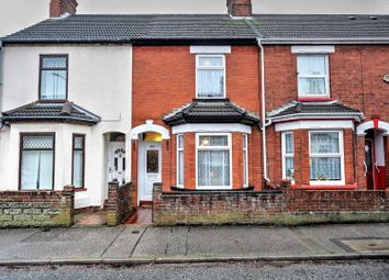 Thumbnail 3 bed terraced house for sale in Sussex Road, Lowestoft