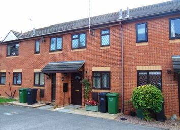 Thumbnail 2 bed terraced house to rent in St Philips Drive, Evesham