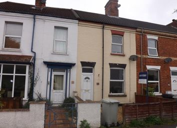 Thumbnail 2 bed terraced house for sale in Alexandra Road, Skegness, Lincolnshire