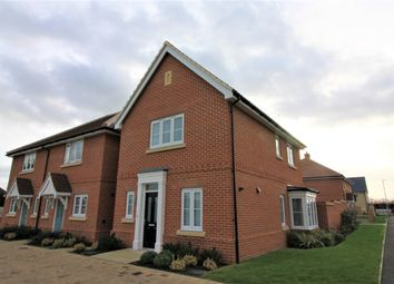 Thumbnail Detached house for sale in Millers Green, Weeley Heath