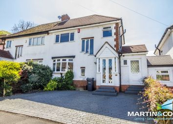 Thumbnail 3 bed semi-detached house for sale in Grove Road, Oldbury