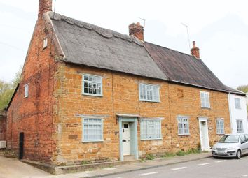 Thumbnail 3 bed semi-detached house for sale in West End, West Haddon