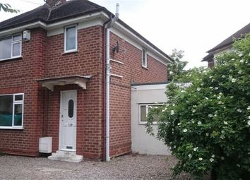 Thumbnail 3 bed semi-detached house to rent in Queensway, Holmer, Hereford