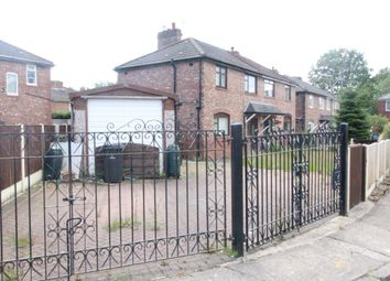 Thumbnail 3 bed semi-detached house for sale in Moorcroft Drive, Burnage, Manchester