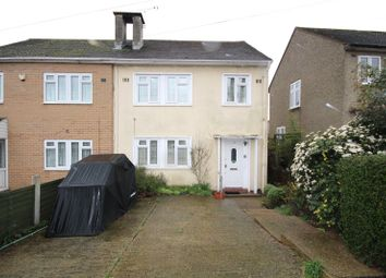 Thumbnail 3 bed semi-detached house for sale in St Neots Road, Harold Hill