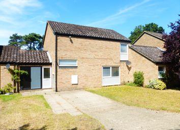 Thumbnail 3 bed semi-detached house to rent in Dogwood Walk, RAF Lakenheath, Brandon