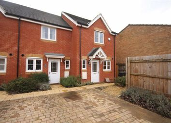 Thumbnail 2 bedroom end terrace house for sale in Stratone Mews, Stratton, Wiltshire