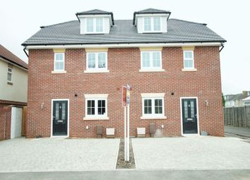 Thumbnail 3 bed town house for sale in Cornaway Lane, Fareham