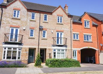Thumbnail 4 bed town house for sale in Venables Way, Lincoln