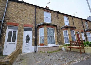 Thumbnail 2 bed terraced house for sale in Walpole Road, Margate, Kent