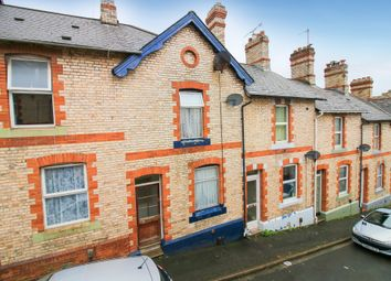 3 bed terraced house for sale in Hilton Road, Newton Abbot TQ12