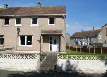 Thumbnail 3 bed semi-detached house for sale in Forteviot Gardens, Garlieston