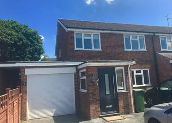 Thumbnail 4 bed semi-detached house to rent in Woodcote, South Oxfordshire