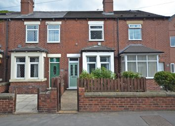 Thumbnail 2 bed terraced house for sale in Church Road, Altofts, Normanton