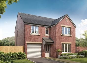 "Thumbnail 4 bed detached house for sale in ""The Kendal  "" at Station Road, Hesketh Bank"