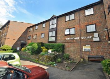 Thumbnail 1 bedroom flat for sale in Kingsdale Court (Chatham), Chatham