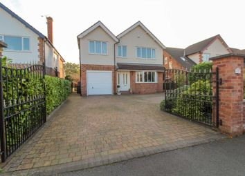 Thumbnail 5 bed detached house for sale in Laneside Drive, Bramhall, Stockport