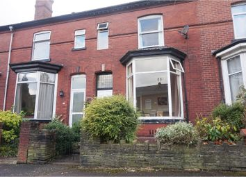 Thumbnail 3 bedroom terraced house for sale in Ivy Road, Bolton