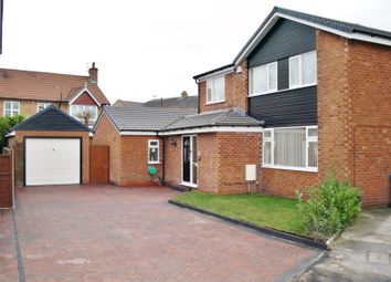 Thumbnail 5 bed link-detached house for sale in Henley Drive, Timperley, Altrincham
