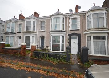 Thumbnail 4 bed terraced house for sale in Glanbrydan Avenue, Uplands, Swansea