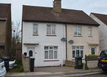 Thumbnail 3 bed semi-detached house for sale in 26 Preston Road, Northfleet, Gravesend, Kent