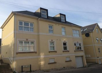 Thumbnail 2 bed flat to rent in King Street, Newton Abbot
