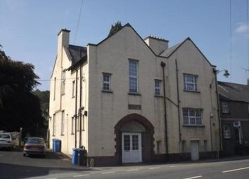 Thumbnail 5 bed flat for sale in Church House, London Road, Corwen, Denbighshire