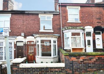 Thumbnail 2 bed terraced house for sale in Eaton Street, Northwood, Stoke-On-Trent