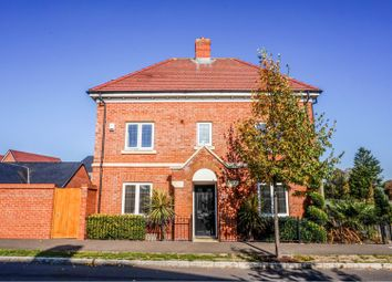 Thumbnail 3 bed semi-detached house for sale in Obelisk Way, Silsoe