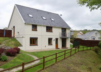 Thumbnail 5 bed detached house for sale in Uwchgwendraeth, Drefach, Llanelli