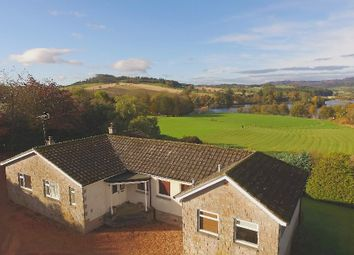 Thumbnail 4 bed detached bungalow for sale in Craigie, Clunie, Blairgowrie
