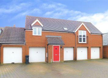 Thumbnail 2 bed link-detached house for sale in Ulysses Road, Oakhurst, Swindon