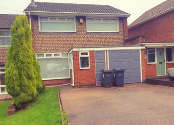 Thumbnail 3 bed semi-detached house to rent in Redditch Road, Kings Norton, Birmingham