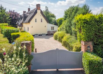 Thumbnail 4 bed detached house for sale in Cavendish, Sudbury, Suffolk